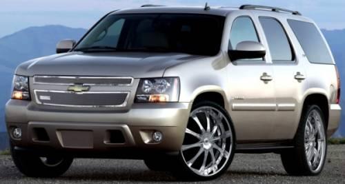 Фото 1 - Chevrolet Tahoe снова б…